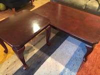 Cherry wood coffee and end tables Bridgewater, 08807