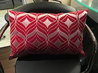 red and white zebra print throw pillow Châteauguay, J6K 2K5