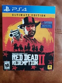 PS4 Red Dead Redemption 2 Ultimate Edition - USED Spring Hill, 34608