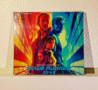 Blade Runner 2049 - Limited 1st Edition CD Oslo, 0182