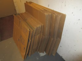 Assorted Moving Cartons