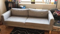Grey IKEA Couch 39 km