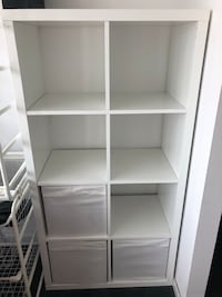 (Reserved) Ikea kallax shelf unit Toronto, M4Y 1Z3