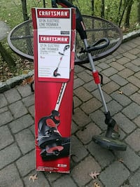 Craftsman electric line trimmer