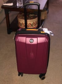 Asking 150 or best offer on this suitcase