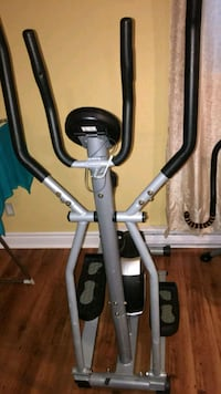 gray and black elliptical trainer Laval, H7R 1P8