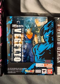 SH Figuarts SHF SSGSS Vegetto (Event Exclusive) Toronto, M2N 7C8