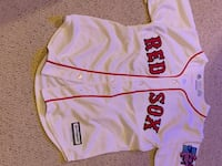 David ortiz final year jersey size Youth L
