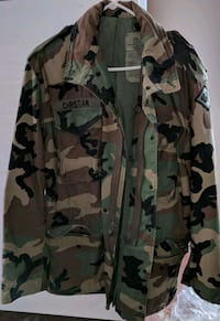 Army stle jacket