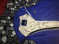 Bench blue and black full zipped jacket Pickering, L1V 1A6