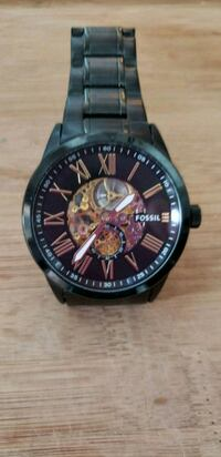 Fossil Automatic Men's 48mm Black Sta St. Catharines, L2P 3R7