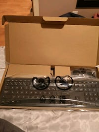 Brand New HP keyboard and mouse  Richmond, V7C 5R5