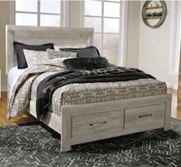 "Ashley Queen Size Bedroom Set ""Great Condition"" Lincolnia, 22312"