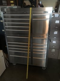Stainless 19  drawers Calgary, T2C 1M8