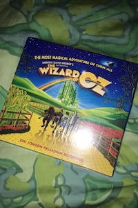 """""""The Wizard Of Oz"""" SEALED"""