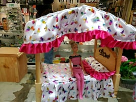 Barbie Doll Bed