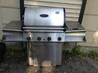 stainless steel outdoor gas grill Bangor