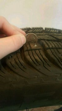 195/65R15 Metal Studded Tires Moscow, 83843