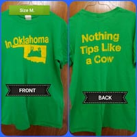 IN OKLAHOMA SHIRT Tulsa, 74114