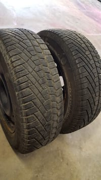 Continental winter tires 2 pairs..  Toronto, M4X 1G6