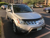 Nissan - Murano - 2003 Washington, 20008