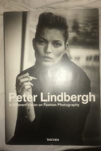 Peter linbergh /A different Vision on Fashion Photography /by Taschen