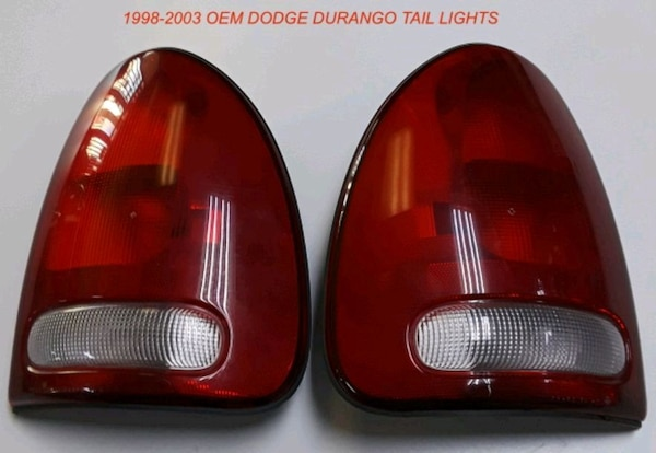 Used 1998 2003 Dodge Durango Oem Tail Lights For In Lancaster Letgo