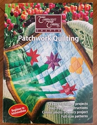 Company's Coming Crafts - Patchwork Quilting Calgary, T3J 3J7