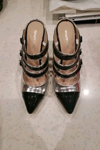 Black and silver point heels  Vaughan, L4H 3N5