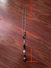 Nice necklace for sale, all 4 for $20 Markham
