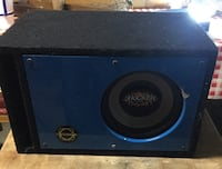Subwoofer used but in good condition  Toronto, M6H 3S4