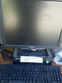 HP desktop with monitor  Round Rock, 78665