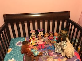 Crib,Chest,Changing Table,Side crib Rail