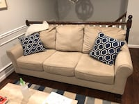 Beige Sofa Couch Severna Park, 21146