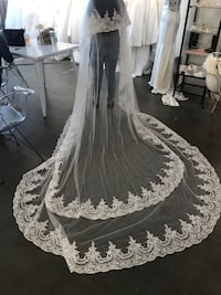 Wedding veil Los Angeles, 90022