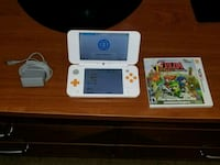 White & Orange Nintendo 2DS XL Washington, 20002