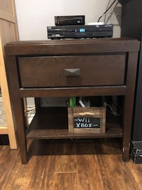 Side table / nightstand
