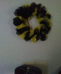 Steelers wreath Hubbard, 44425