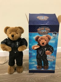 1990 1st Edition Blue Sky Bear -  Elvis Edition 12 mi