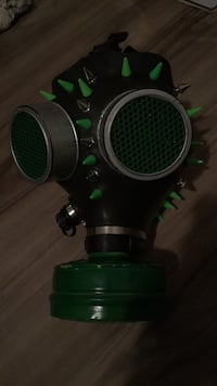 Custom made gas mask Edmonton, T6K 2T5
