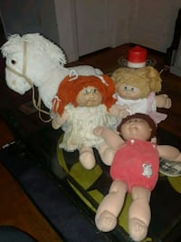 Vintage Cabbage Patch Dolls New Haven, 06511