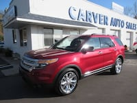 Ford Explorer 2013 Saint Paul