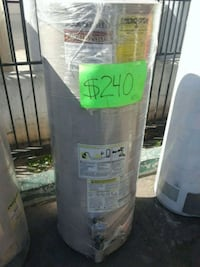 cylindrical gray water heater Los Angeles, 90001