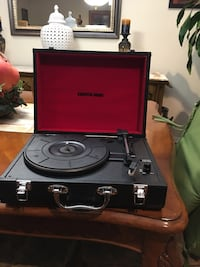 Bluetooth and portable turntable Springfield, 22150
