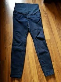 blue denim straight-cut jeans Brampton, L6X 0T9