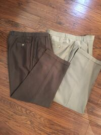 Greg Norman golf pants. Perfect condition. Money goes to paradise fire families La Quinta, 92253
