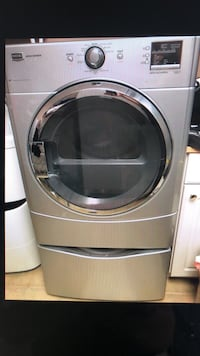 gray front-load clothes dryer Windsor, N9J 1R9