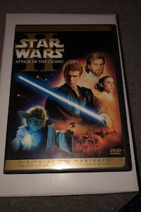 Star Wars-Attack if the clones