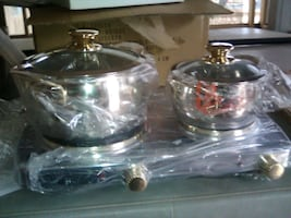 Buffet cooking ware/ catering