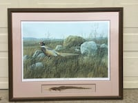 Print with frame/great condition  Whitchurch-Stouffville, L4A 0A9